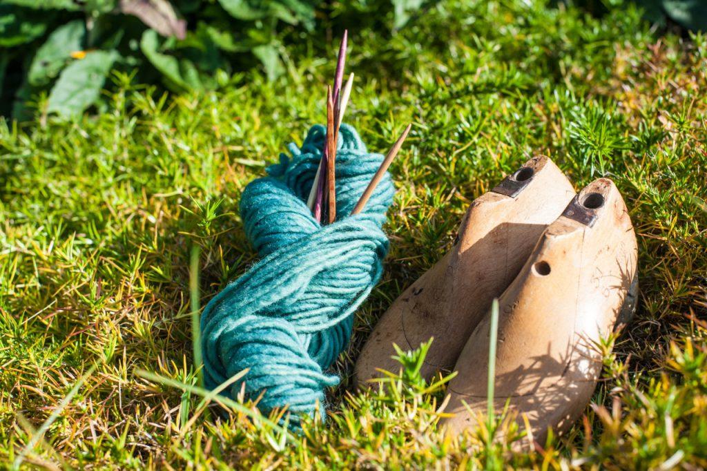 Wolle und Schusterleisten
